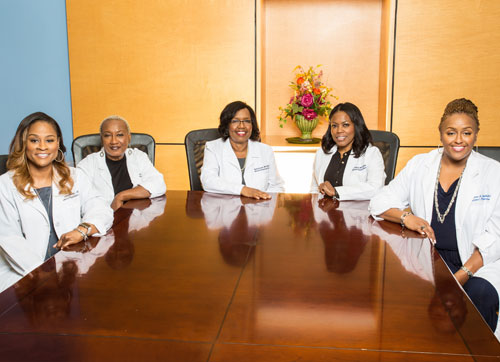 Team Of Physicians At Women's Physician Group