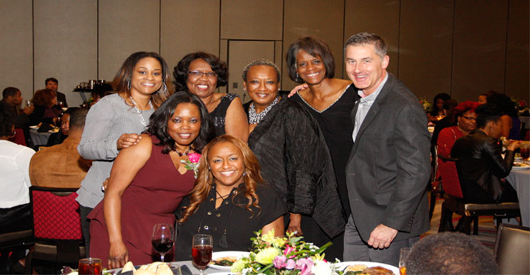 Women's Physician Group Celebrates 20 Years of Service With a Happy Birthday Surprise for Dr. Lanetta Anderson