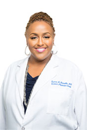Dr. Dionne Rouselle