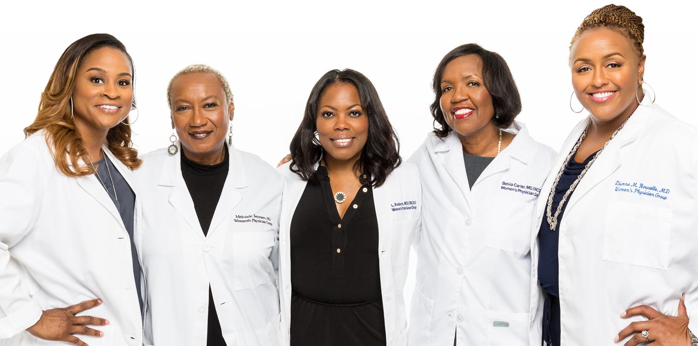 Women's Physician Group Staff