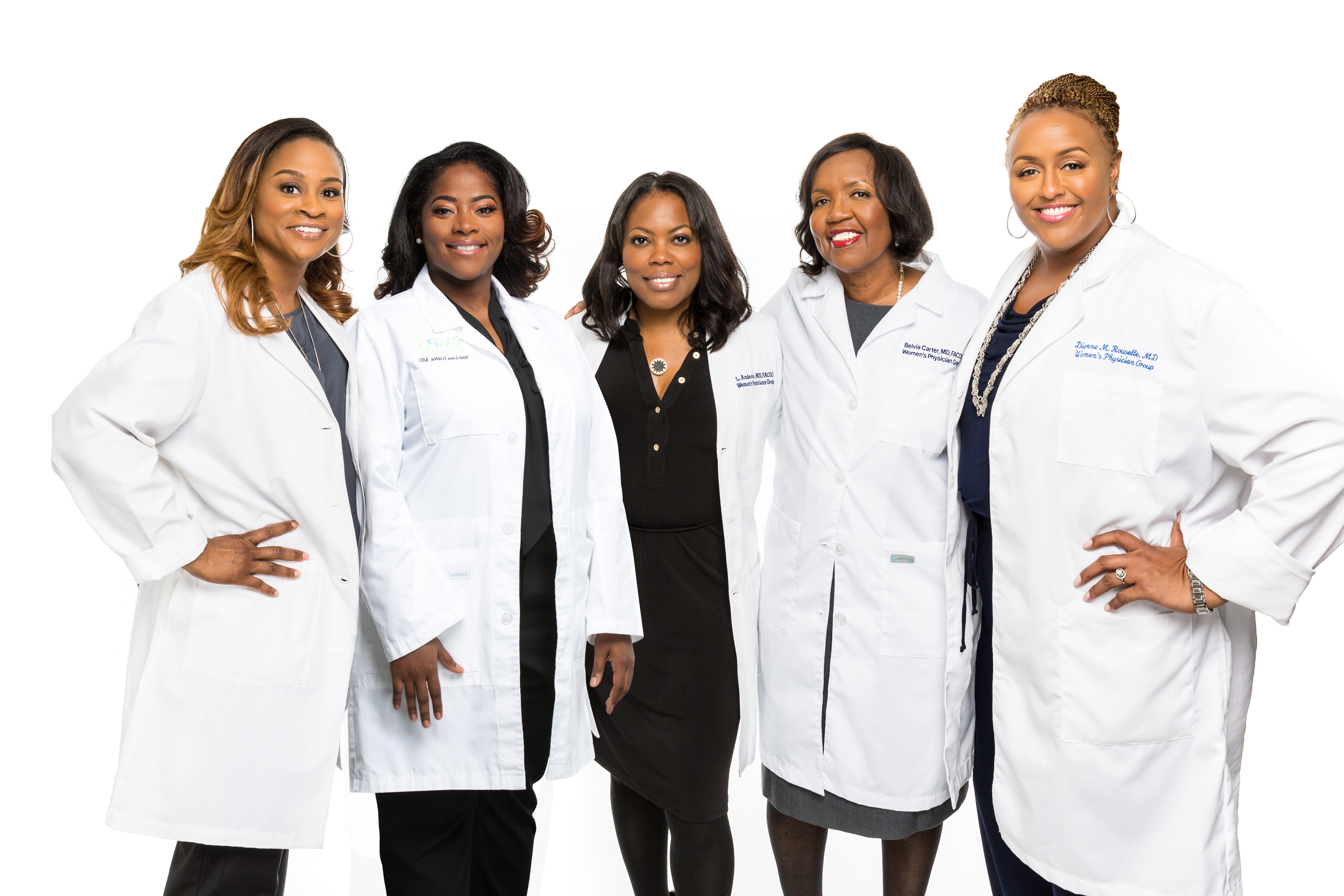 Women's Physician Group Staff